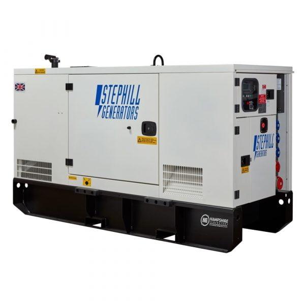 Stephill SSDP70 67 kVA Diesel Generator