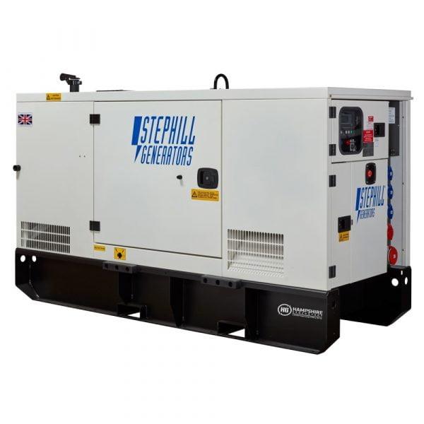 Stephill SSDP70A 67 kVA Perkins Diesel Generator