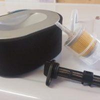 Warrior LDG6500SVWRC Service Kit Including Filters