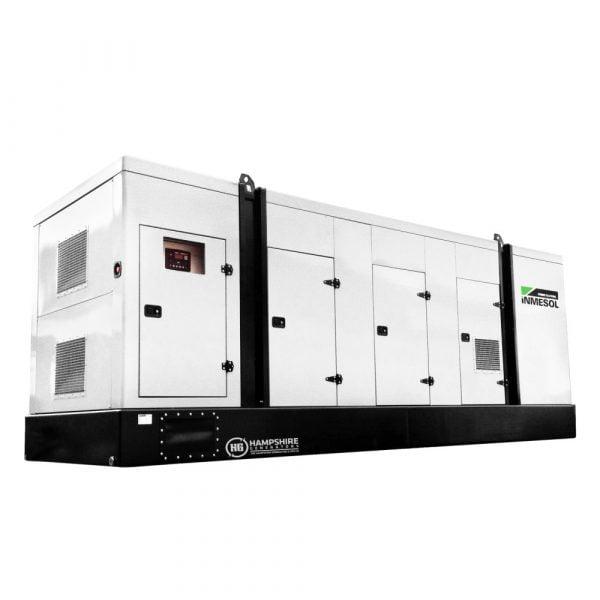 Inmesol IP 880 800kVA Three Phase Diesel Generator
