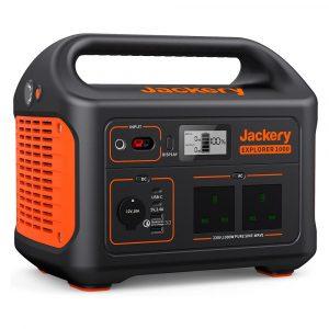 Jackery Explorer 1000 Portable Power Station 1
