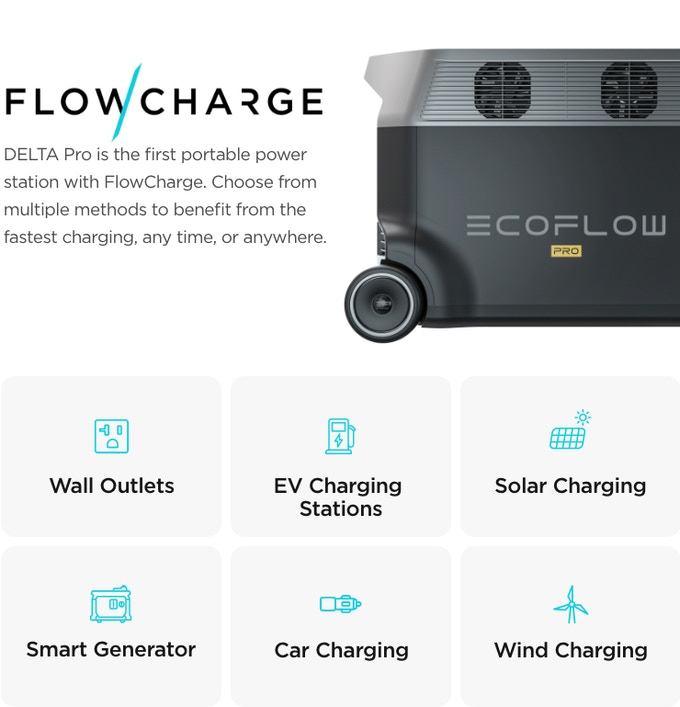 EcoFlow Flow Charge