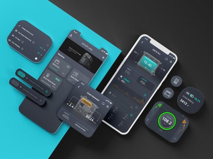 EcoFlow app