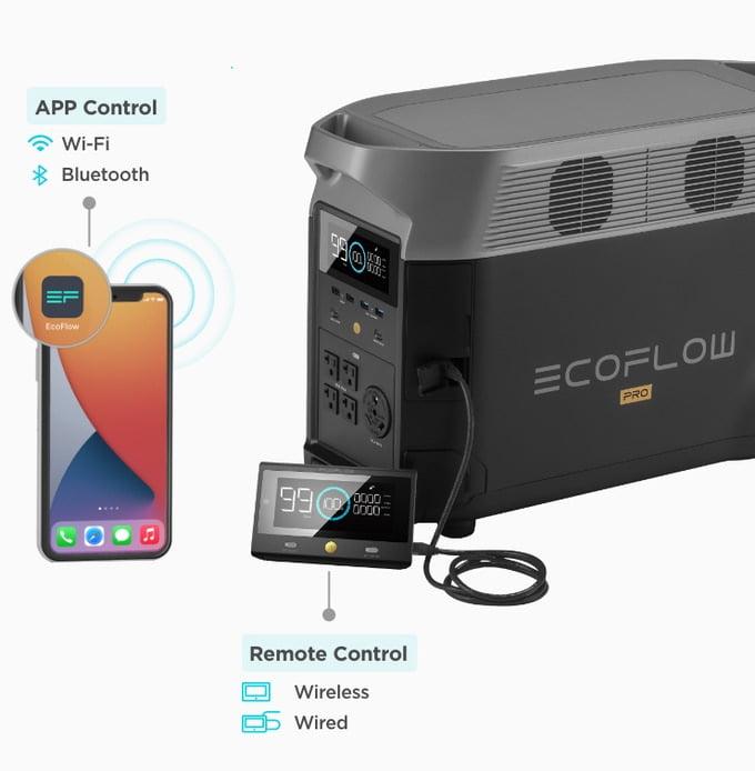 EcoFlow control