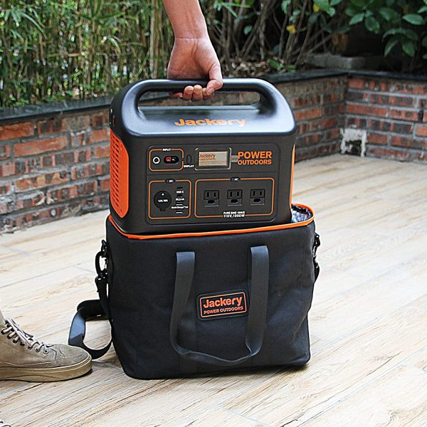 Jackery Carrying Case Bag for Explorer 1000 LifeStyle 2