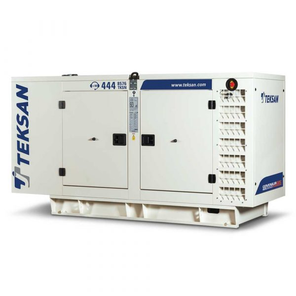 Teksan TJ1000DW 900kVA diesel generator