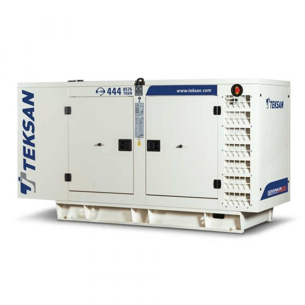 Teksan TJ180DW 160kVA diesel generator
