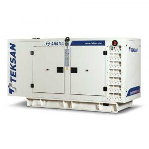 Teksan TJ550DW 500kVA diesel generator