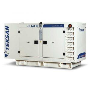 Teksan TJ600DW 550kVA diesel generator