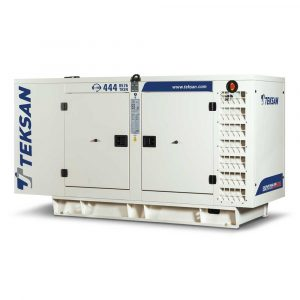 Teksan TJ630DW 570kVA diesel generator