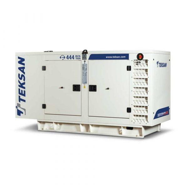 Teksan TJ730DW 660kVA diesel generator