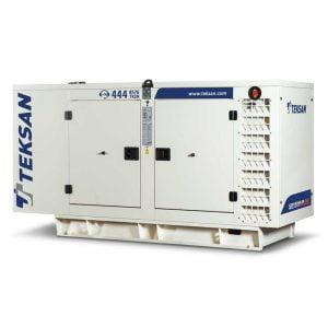 Teksan TJ750DW 680kVA diesel generator