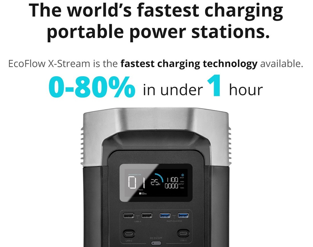 ecoflow fast charge 1