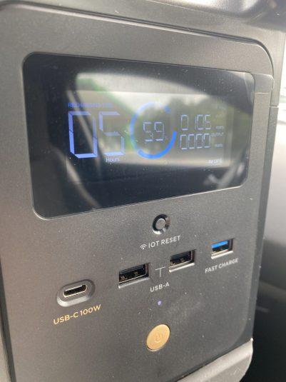 DELTA Mini Car Charging